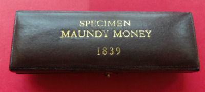 1839 maundy set case