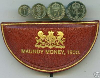 1900 halfmoon maundy set case