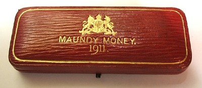 1911 maundy set case