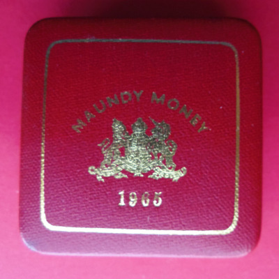 1965 maundy set case