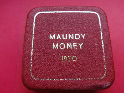 1970 maundy set case