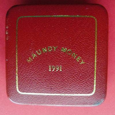 1991 maundy set case