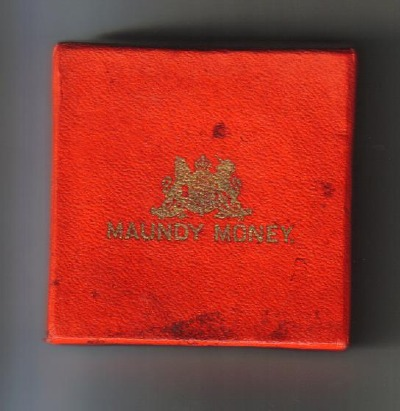 Late 1930s George VI Royal Mint, square box